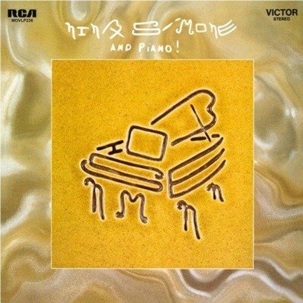 NINA SIMONE And Piano! LP