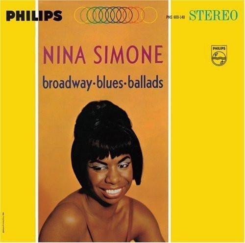 NINA SIMONE Broadway, Blues, Ballads LP