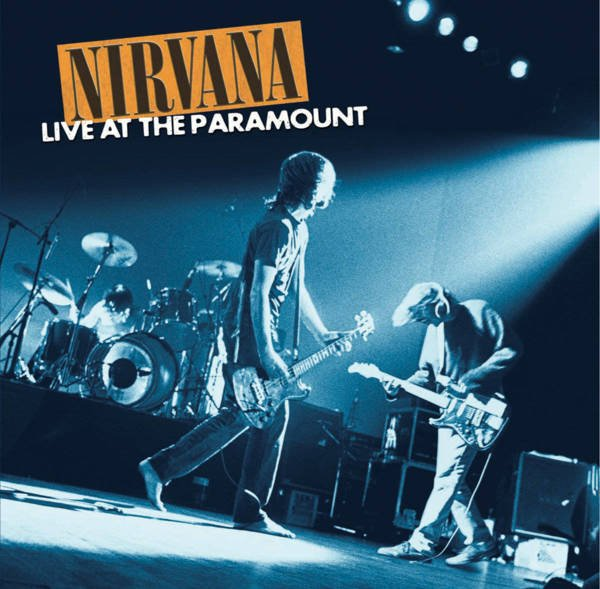 NIRVANA Live At The Paramount  2LP
