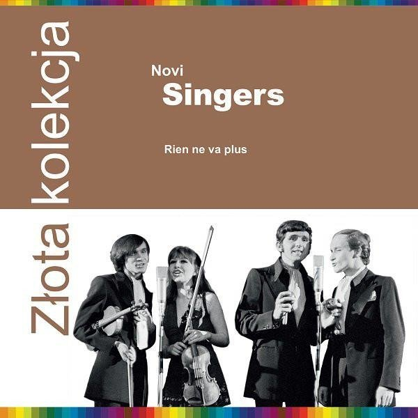 NOVI SINGERS Zlota Kolekcja LP