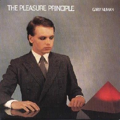 NUMAN, GARY The Pleasure Principle LP