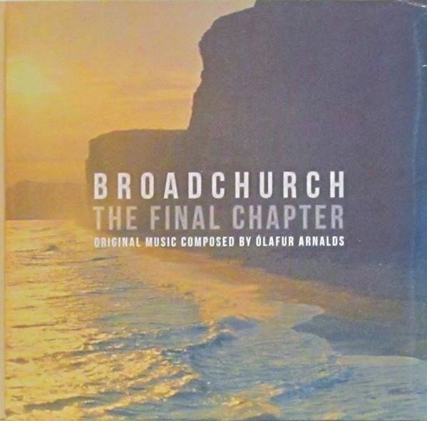 OLAFUR ARNALDS Broadchurch The Final Chapter LP