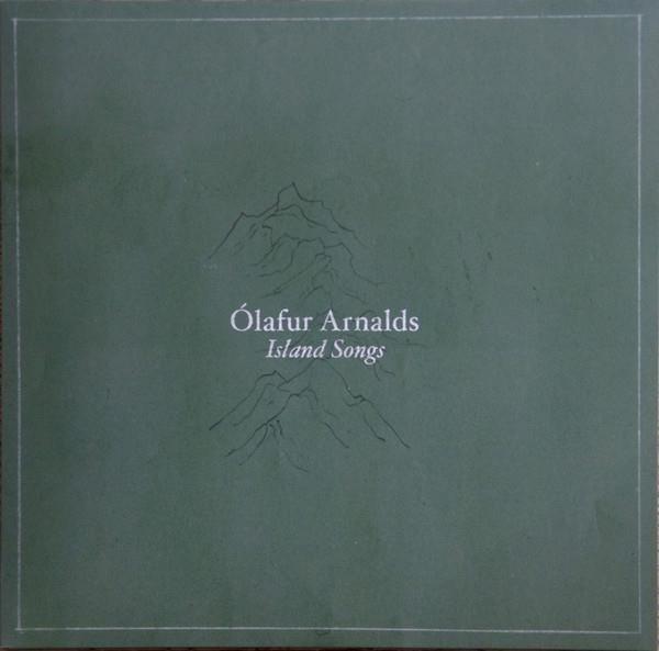 OLAFUR ARNALDS Island Songs LP