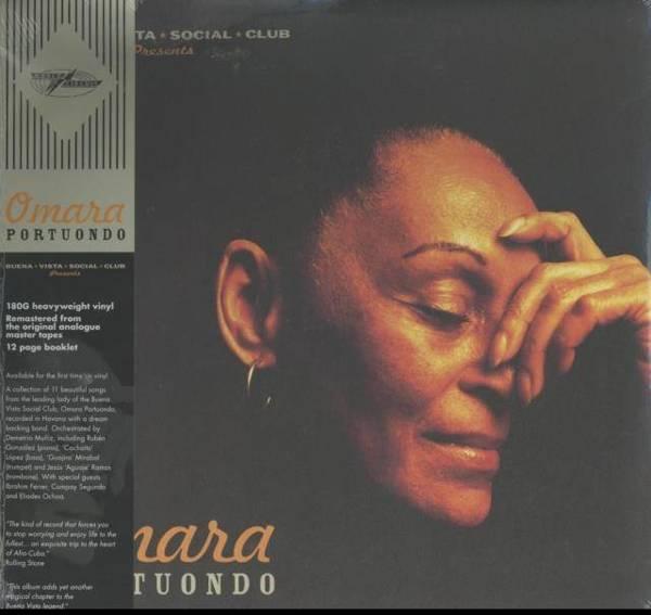 OMARA PORTUONDO Omara Portuondo (BUENA Vista Social Club Presents) LP