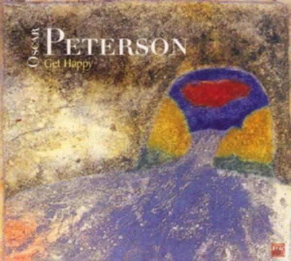OSCAR PETERSON Get Happy LP