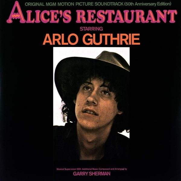 OST / ARLO GUTHRIE Alice's Restaurant: Original Mgm Motion Picture Soundtrack (50TH Anniversary Edition) 2LP