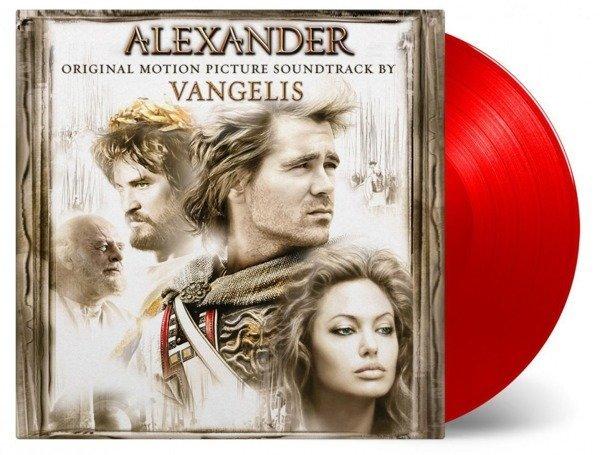 OST Alexander (Red Vinyl) 2LP