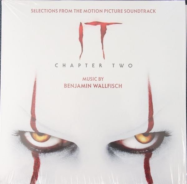 OST / BENJAMIN WALLFISCH It Chapter Two (SELECTIONS From The Motion Picture Soundtrack) LP