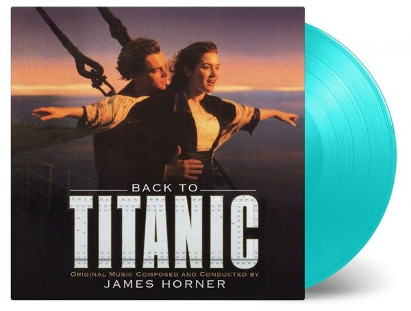 OST Back To Titanic -Hq- 2LP