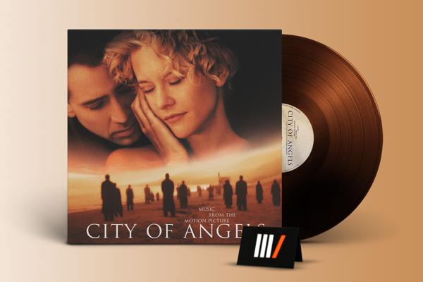 OST / CITY OF ANGELS City Of Angels (BROWN Vinyl) 2LP