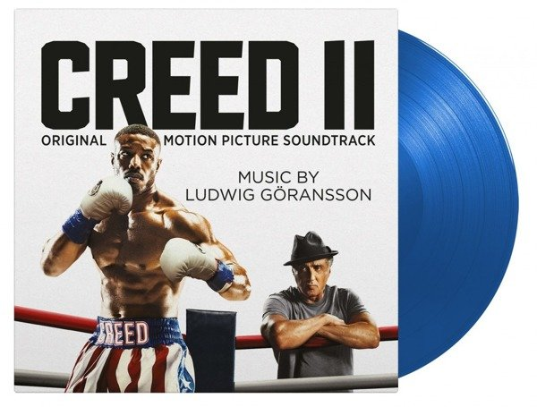 OST Creed Ii (Blue) -Clrd- LP
