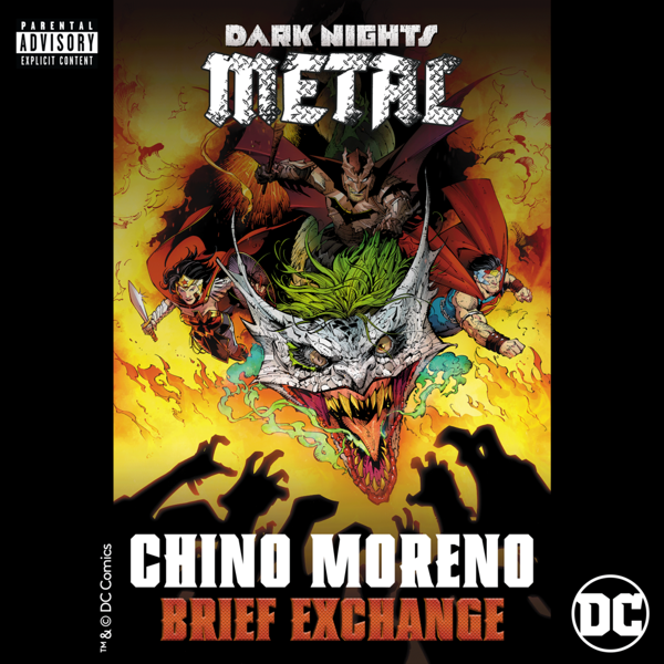 OST Dc's Dark Nights: Metal Soundtrack LP