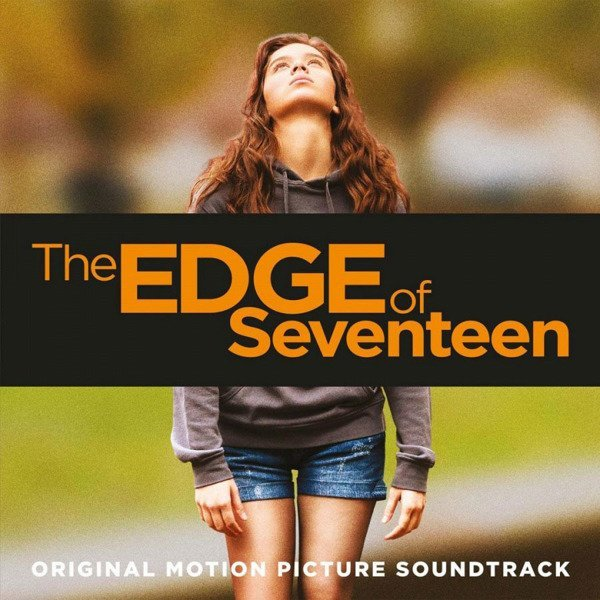 OST Edge of Seventeen 2LP (Orange Vinyl)
