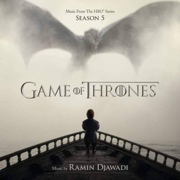OST Game of Thrones 5 (Ramin Djawadi) 2LP