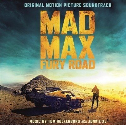 OST Mad Max: Fury Road (Junkie Xl) 2LP