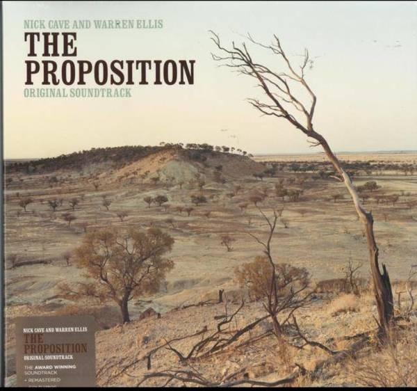OST / NICK CAVE & WARREN ELLIS The Proposition LP