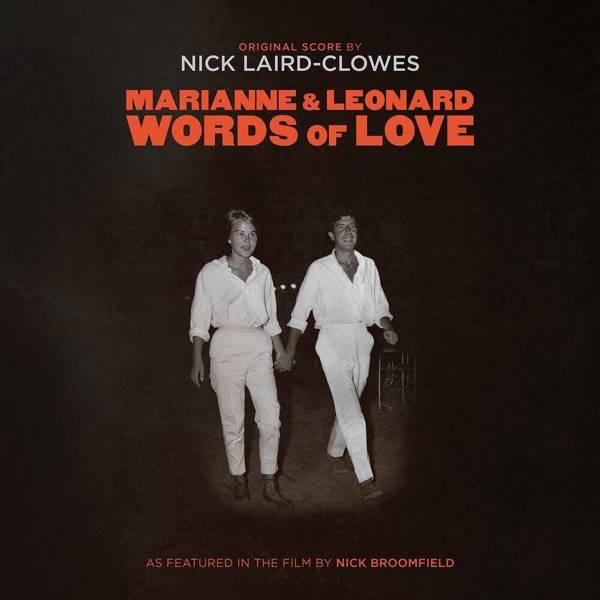 OST / NICK LAIRD-CLOWES Marianne & Leonard: Words Of Love (BLACK Vinyl) LP