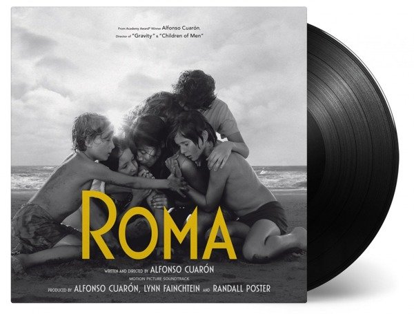 OST Roma 2LP