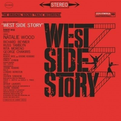 OST West Side Story 2LP Coloured