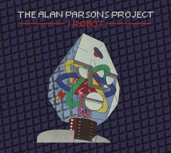 PARSONS, ALAN -PROJECT- I Robot =Legacy= 2LP