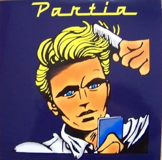 PARTIA Partia LP