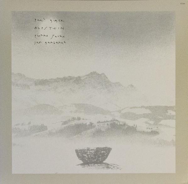PAUL GIGER Alpstein LP