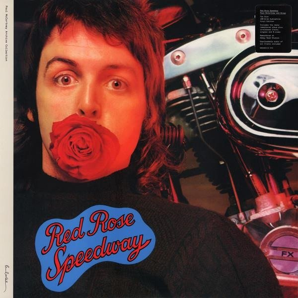 PAUL MCCARTNEY WINGS Red Rose Speedway (ARCHIVE Edition)  2LP
