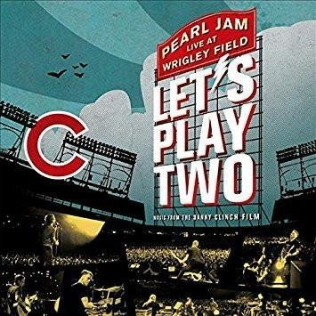 PEARL JAM Let's Play Two  2LP