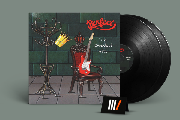 PERFECT The Greatest Hits 2LP