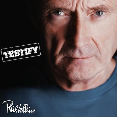 PHIL COLLINS Testify (DELUXE Edition) 2LP