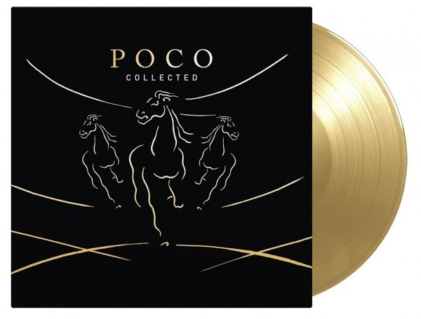 POCO Collected 2LP (Gold Vinyl)