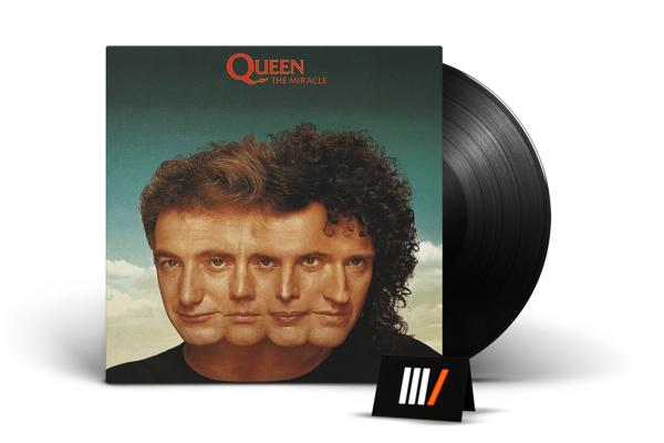 QUEEN The Miracle LTD LP