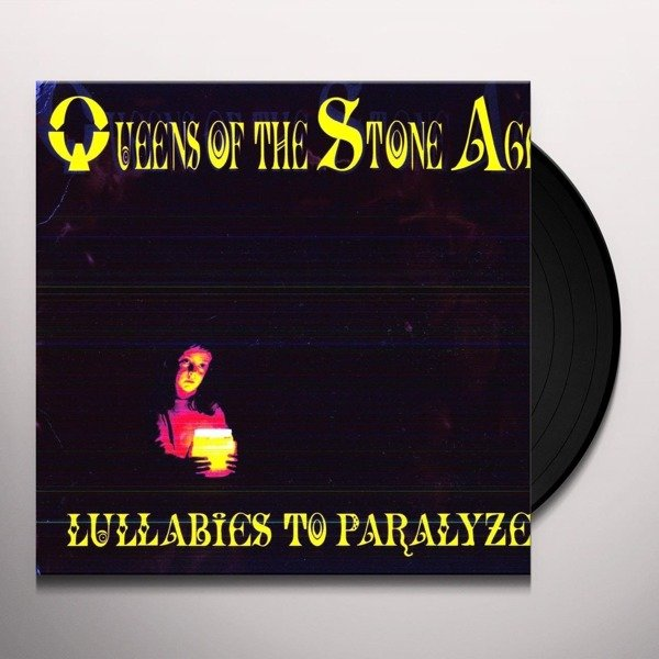 QUEENS OF THE STONE AGE Lullabies To Paralyze 2LP