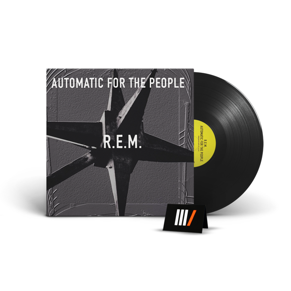 R.E.M. Automatic For The People LP