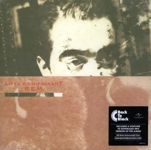 R.E.M. Lifes Rich Pageant LP