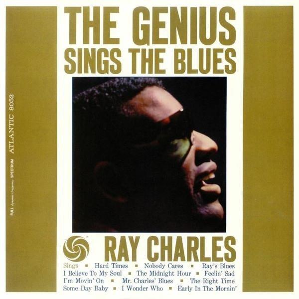 RAY CHARLES The Genius Sings The Blues (MONO) LP