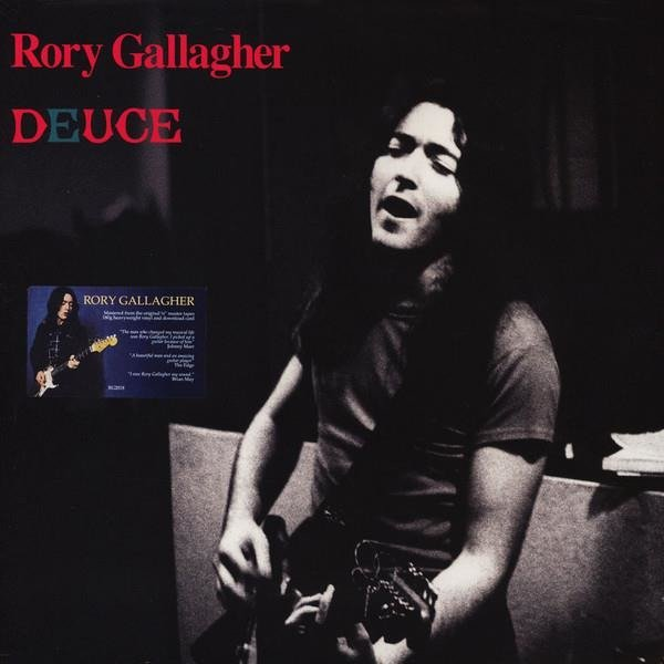 RORY GALLAGHER Deuce LP