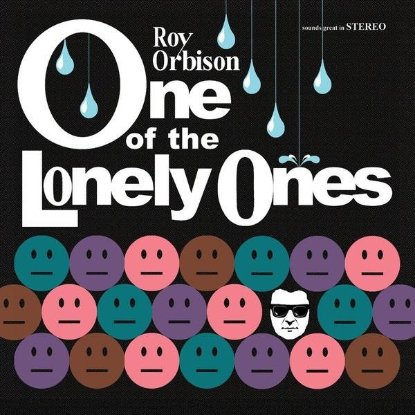 ROY ORBISON One Of The Lonely Ones LP