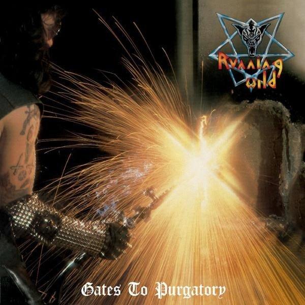 RUNNING WILD Gates To Purgatory LP