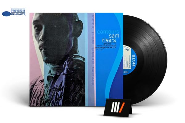 SAM RIVERS CONTOURS LP (TONE POET SERIES)