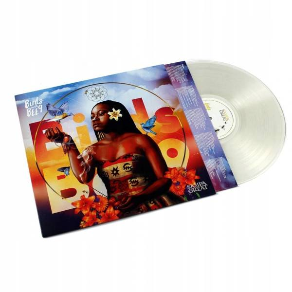 SAMPHA THE GREAT Birds And The Bee9 LP LTD CLEAR
