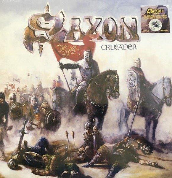 SAXON Crusader LP