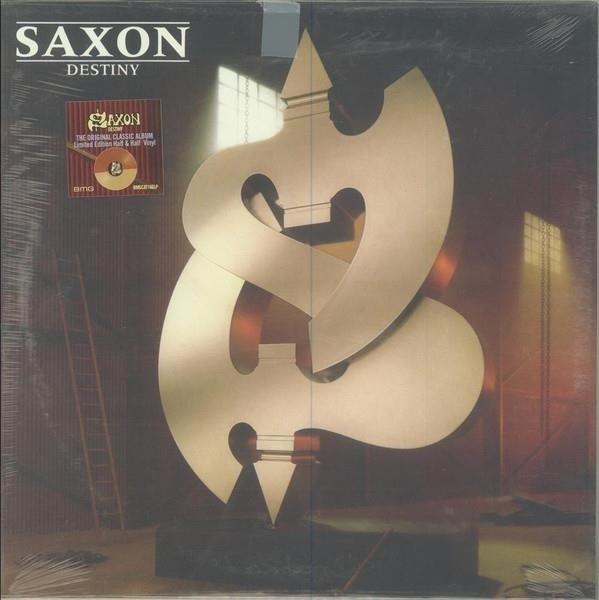SAXON Destiny LP