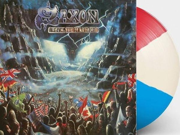 SAXON Rock The Nations LP