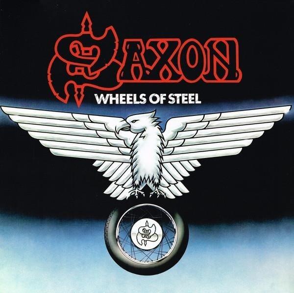 SAXON Wheels Of Steel LP