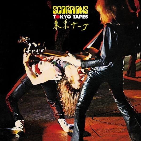 SCORPIONS Tokyo Tapes - Live 2LP+2CD