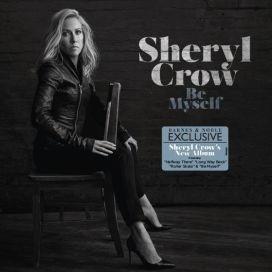 SHERYL CROW Be Myself LP