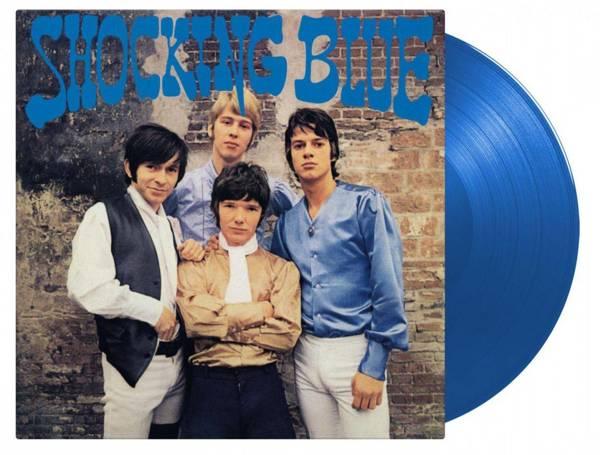 SHOCKING BLUE Single Collection Part 2 2LP (Blue Vinyl)