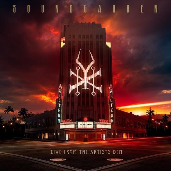 SOUNDGARDEN Live At The Artists Den 4lp LTD 4LP
