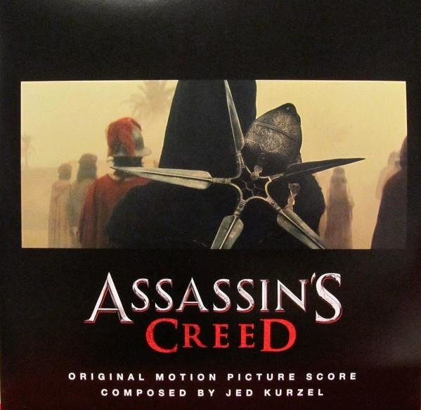SOUNDTRACK Assassin's Creed OST 2LP